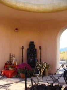 Sekhmet Altar