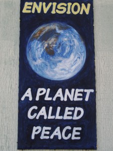A Planet Called Peace