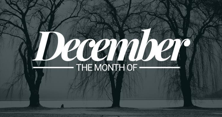 December 2019 Events